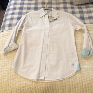 Brooks Brothers Buttondown. Tunic fit NEVER WORN